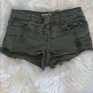 Women's billabong shorts